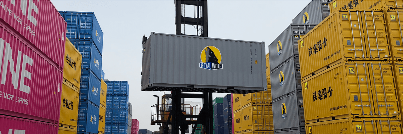New Zealand's Leading Shipping Container Solutions Specialists