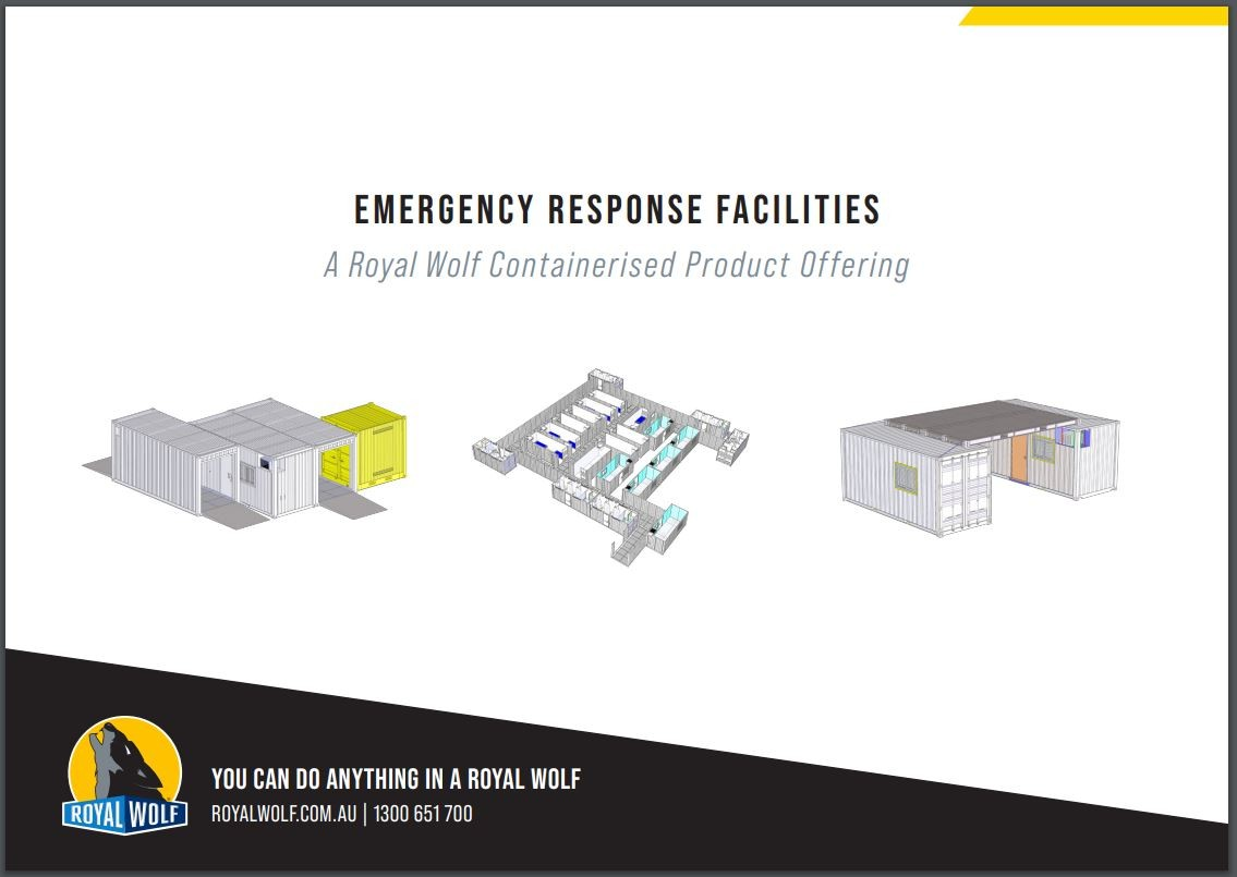 Emergency Response Concepts