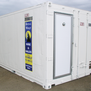 Non Operating Refrigerated Container