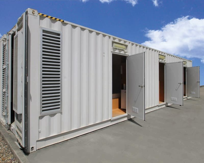 3-6 Person Accommodation Units