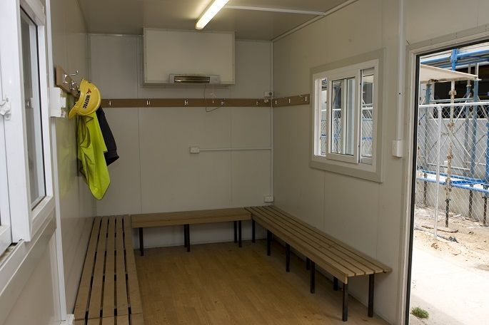 Change Rooms For Construction Sites Mining Camps