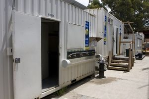 Portable Toilets and Shower Buildings