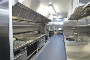 Container Kitchens