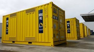 Dangerous and Hazardous Goods Containers