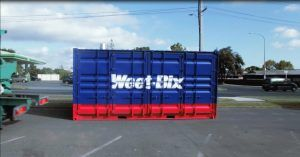 Weetbix TRYathlon - Royal Wolf Shipping Containers 1