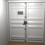 Royal Wolf Easy Open Shipping Container Door